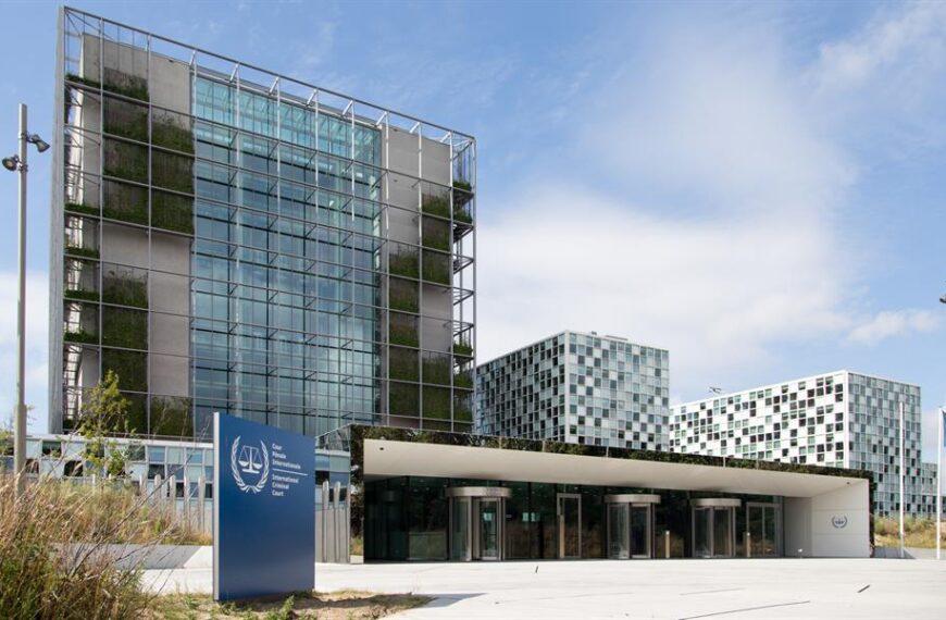 New Partner Organization: International Criminal Court (ICC-CPI)