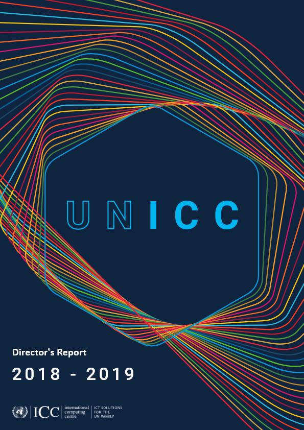UNICC Director's Report 2018-2019