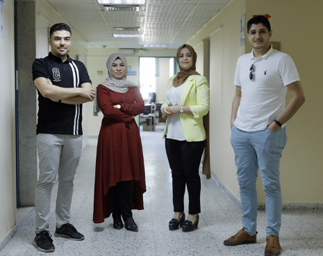 Shining by Design – UNRWA and UNICC Working Together