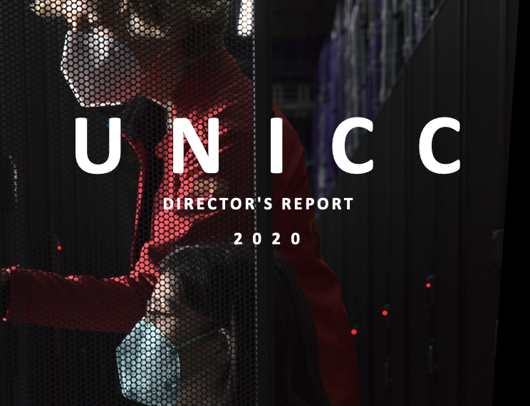 Director's Report, 2020