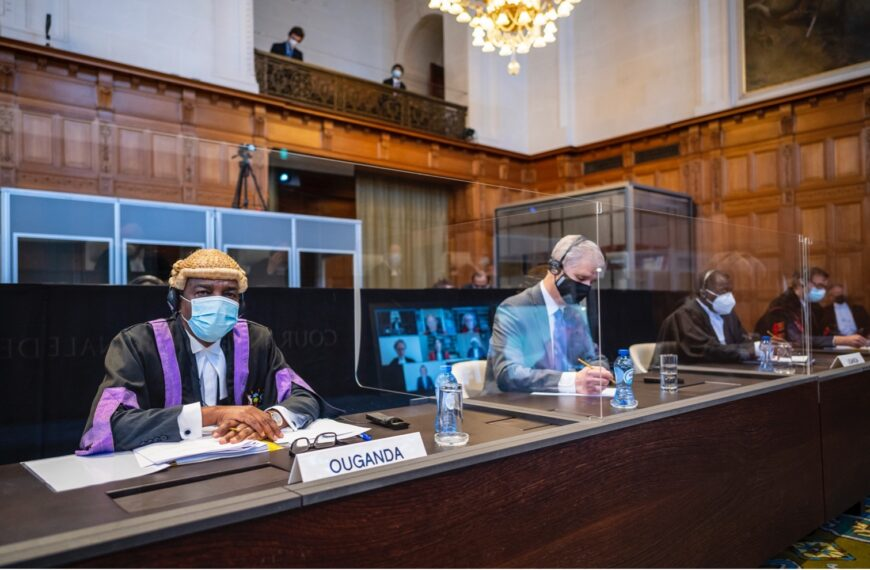Digital Transformation Helps the International Court of Justice Optimise and Secure its Mission