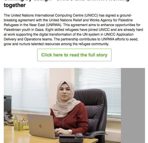 Impact Stories of International Geneva, November 2020